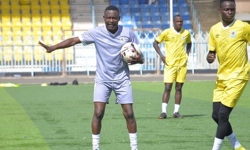 Coach Byekwaso Names Uganda's Final Team For 2021 CECAFA U-23 Challenge Cup