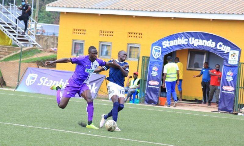Stanbic Uganda Cup 2021: Express, Police, BUL & Vipers FC Storm Semi-Finals