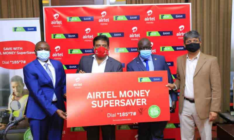 KCB Bank Partners With Airtel Uganda To Offer Customers Unsecured Mobile Loans & Savings Via Airtel Money