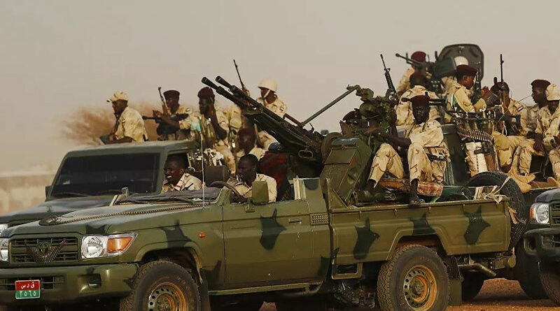 Horror: Nearly 500 Slaughtered By Notorious Gun Men In S.Sudan