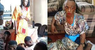 To Hell With Your Evil Acts: Over 40 Shameless Couples Arrested In Kampala In Gay Sex Wedding, Face Life Imprisonment