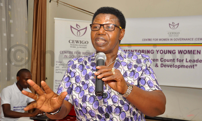 2021 Elections Were A Shame To Democracy & Ugandans At Large: Miria Matembe Spits Fire In CEDDU's 2021 Elections Report