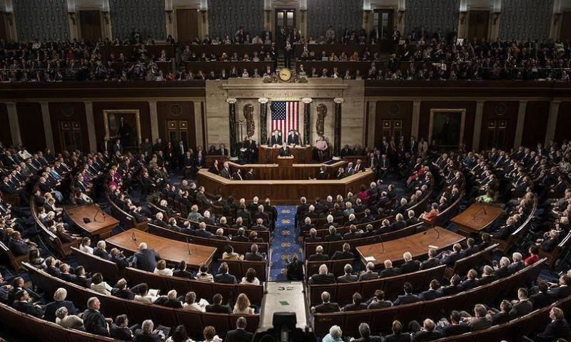 US Senate Law Makers Approve 'Exaggerated' Massive Budget To Counter China's Rapid Technology Growth