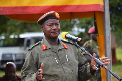 Heroes' Day: Gen.Museveni Blames Opposition For Gen.Katumba's Shooting