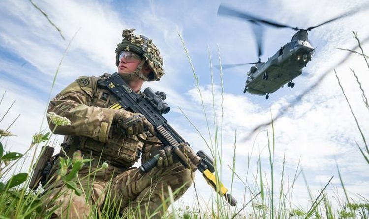 World Humiliation: British Army 'Chicken Out' Of Ammunition Drill During Military Exercise In US