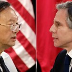Top Diplomats Meeting Turns Into Tense Confrontations As China Accuses US Of Treating Them As 'Imaginary Enemies'