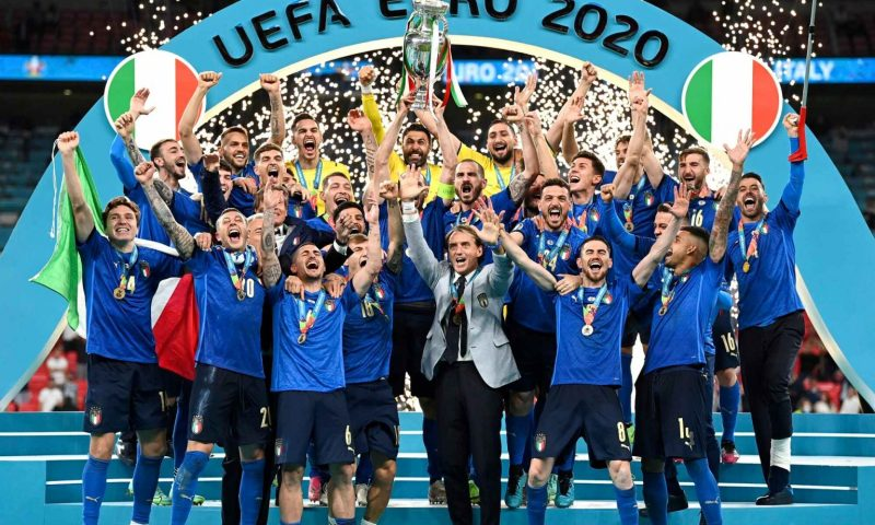Italy Wins EURO 2020 After Beating England 3-2 In Penalty Shoot Out