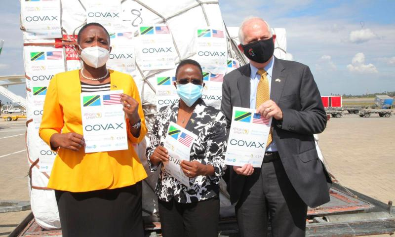Tanzania Finally Kicks Off Mass Covid-19 Vaccination After One Year Of Living In Denial