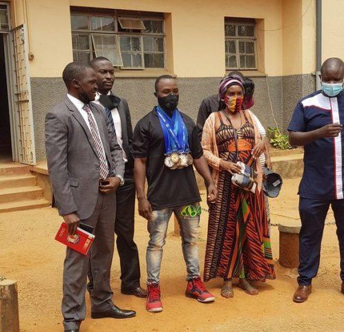 Weightlifter Julius Ssekitoleko Finally Released On Bond