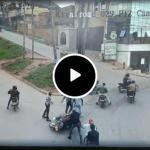 VIDEO: 14 Boda Boda Thugs Engulf, Rob Indian National 5M, 2 Phones At Mawanda Road