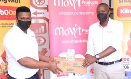 Movit Officially Launches Its Products On Kikuubo Online, Gives Free Sanitizers To First 1200 Customers