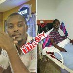 Sad News! SpyReports Director Raymond Wamala Loses Brother To COVID-19 At Mulago Hospital
