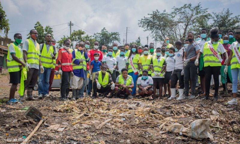 Newly Crowned Queens Of Tooro Tourism City Flags Off Monthly Cleaning Campaign