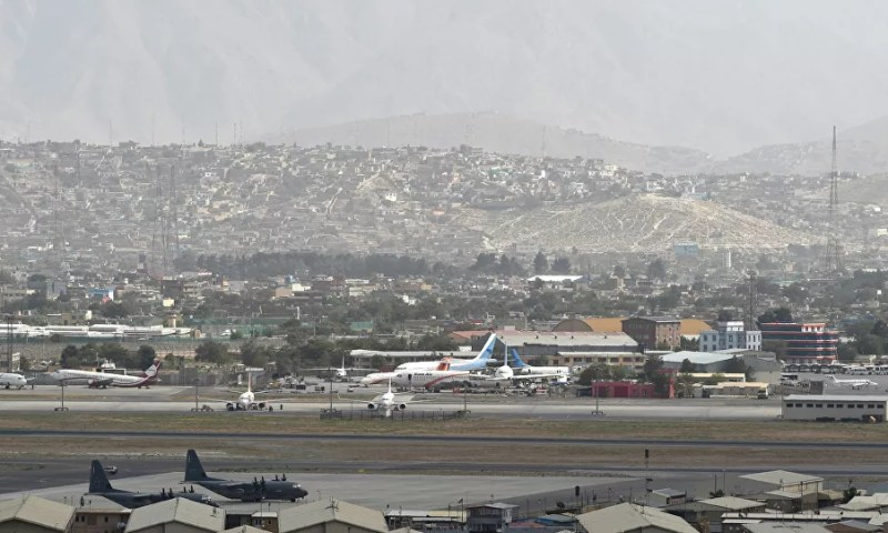 Heavy Shooting Reported Near Kabul Airport in Afghanistan As Taliban Forces Take 'Full Control'