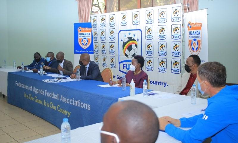 FUFA Holds 3rd UPL Breakfast Meeting, Advises Club Bosses To Package Their Brand