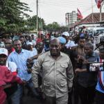 Deadly Protests In Tanzania Looms Over Opposition Leader's Arrest