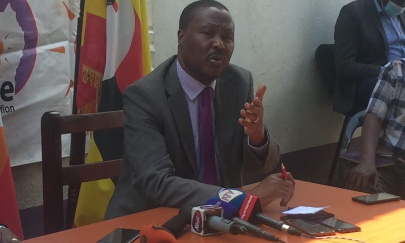 He Was A Courageous,Smart Officer Who Was Dirtied By Rotten Regime-Mugisha Muntu On Late Gen.Lokech
