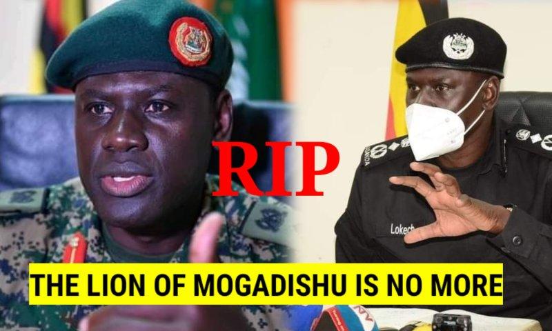 Police Doctors Reveal 'Real' Cause Of Gen. Lokech's Death, Burial Arrangements Released