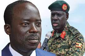 Maj.Gen. Paul Lokech, Although Many Are Praising Your 'Good Works', You Tortured Me, But I Now Forgive Your Lifeless Body-Odonga Otto