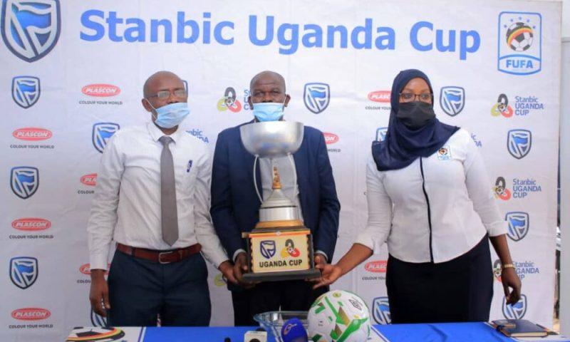Stanbic Uganda Cup 2021: Semi-Final Draw Completed