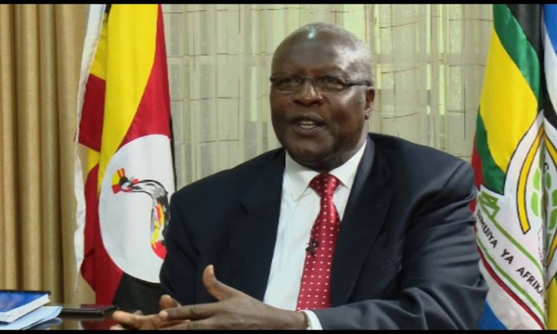 Museveni Appoints Retired Chief Justice Katureebe New UMI Chancellor