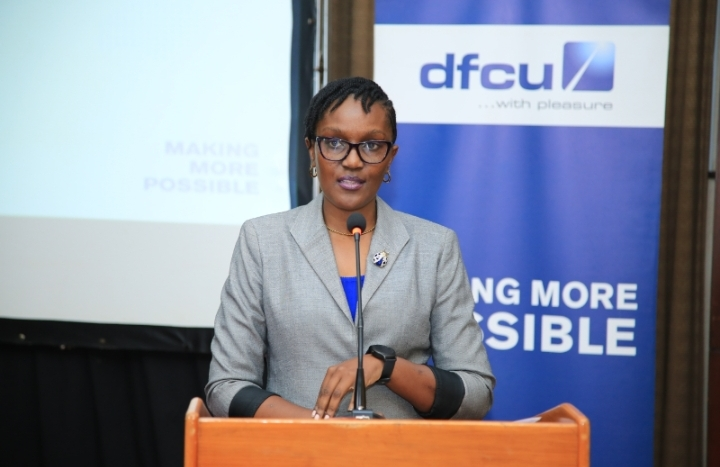 Can't Fall With You: DFCU's Rukh-Shana Namuyimba Throws In Towel After 4 Turbulent Years