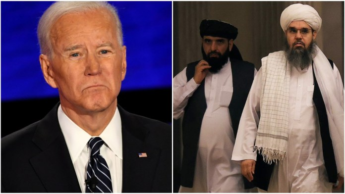 US' Biden Confused On Right Decision As Taliban Capture Key & Most Defended Northern City, Closes In On Capital City