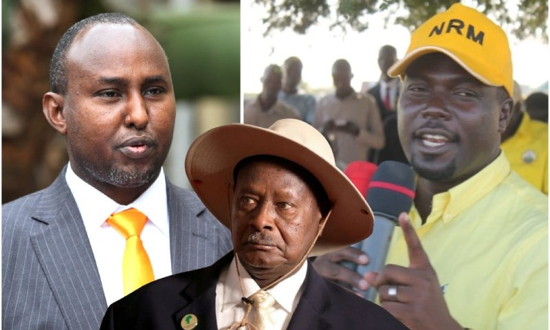 """""""Our Party Started In 1960s To Promote Pan-Africanism In The Region, Not Your Childish Outbursts""""-NRM SG Todwong 'Schools' Kenya's Confused Opposition MP"""