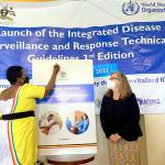 Uganda Launches 3rd Edition Of National Guidelines For Integrated Diseases Surveillance & Response
