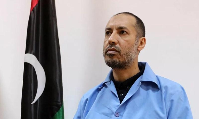 Late Col.Muammar Gaddafi's Son Saadi Gaddafi Freed From Prison!