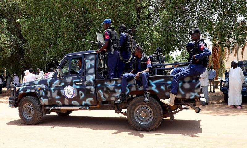 Dozens Of Top Army & Police Officers Arrested Over Sudan's Failed Coup Attempt