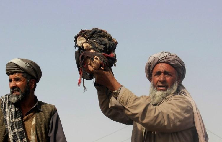 Sharia Law Again! Taliban Kill, Hang Dead Body In Kabul City
