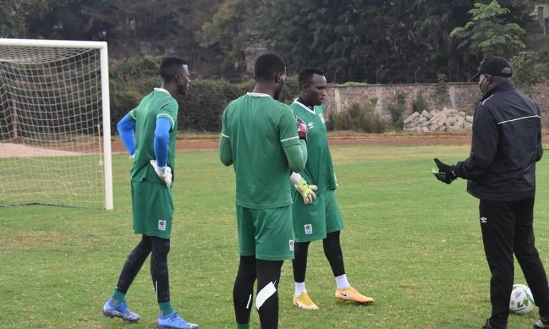 Cranes Coach Kajoba Kicks Off Nationwide Goalkeeping Tutorial Programme