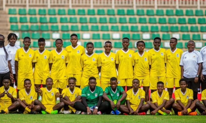 Team Boosted: Four New Players Join Uganda U20 Women's National Squad Ahead Of Kenya Battle
