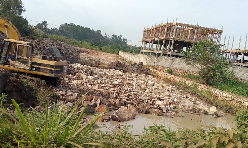Kimbejja Wetland Saga: Environmental Ministry Warned City Business Tycoon On Green Belt, Environmental Conservation Invain