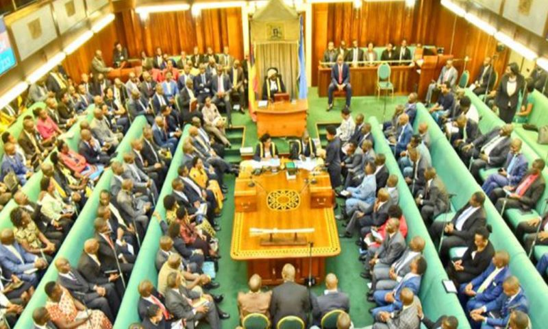 Legislators Want Laws Protecting Museveni's Classified Expenditures Reviewed