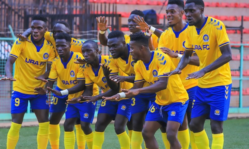 Express, URA Clear Their Way To CAF With Double Victories