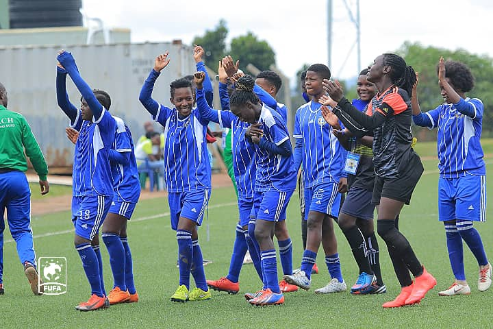 Lady Doves Scoop $10,000 After Winning Bronze At CAF Women Champions League