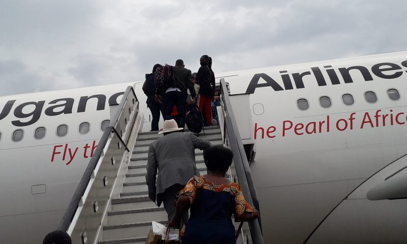 Sorry But Feel It, We're Reviving Economy: Parliament Slaps $10 Tax On Any One Flying Out Of Uganda!