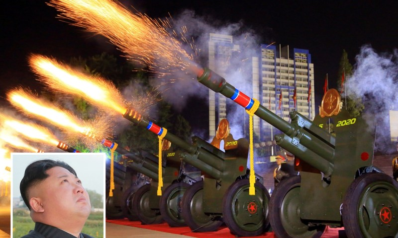 N.Korea Strengthens Its Weapon Systems With Latest Test Of New Hypersonic Missile