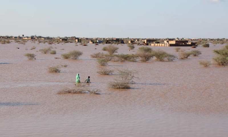 Not Clashes This Time! Flash Floods Kill Over 80 In Sudan-UN
