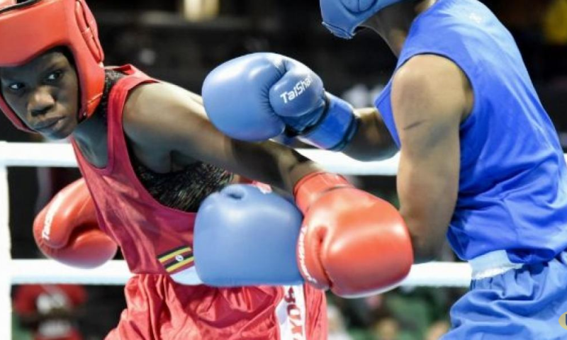 Uganda's First Female Boxer Ready For Tokyo Olympic Games This Summer