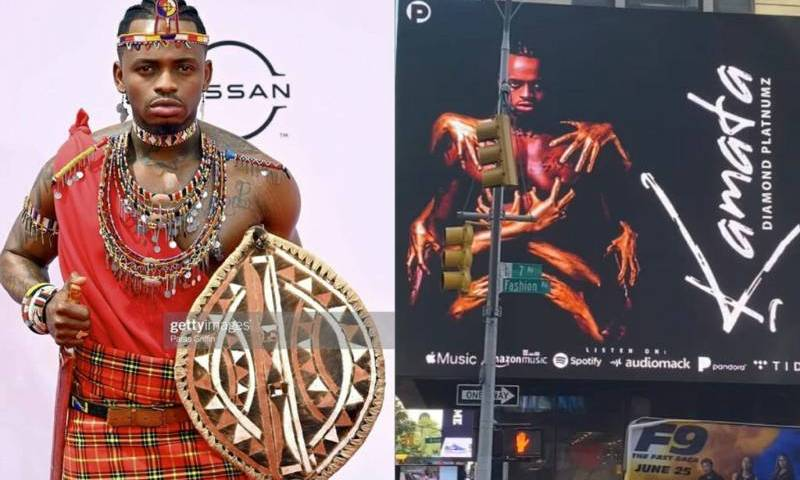 Hard Work Pays: Tanzania's Diamond Scoops Continental Artist Of The Year Award