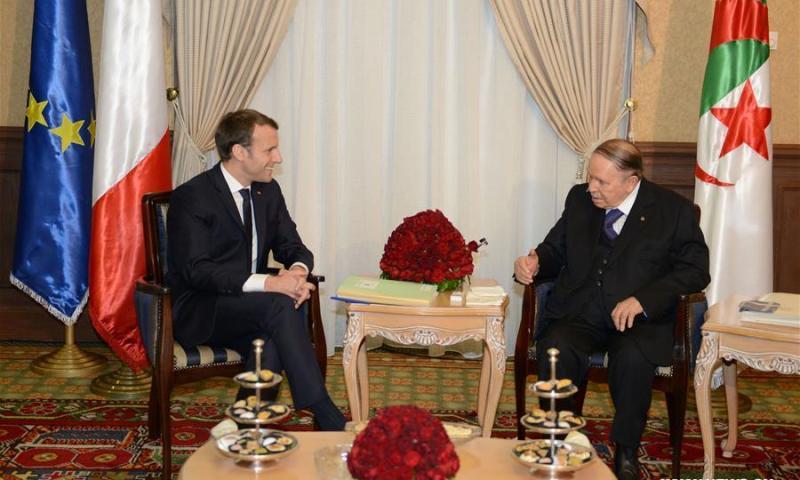 Algeria Recalls Ambassador To France As Presidential Tensions Escalate