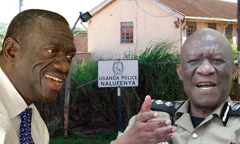 Man! You Will Regret If We Apply Force On You: Police Warns Besigye On Illegal Assemblies