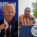 US' Biden Invites Uhuru Kenyatta As 1st African Leader For One-On-One Meeting, Sanctions Against Ethiopia's PM Abiy On Agenda