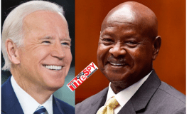 US President Joe Biden Sends Special Message To Museveni Ahead Of 59th Independence
