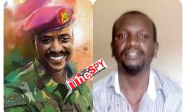 1st Son Jubilates As CMI Capture Suspected Rebel Leader Howard Openjuru Of HomelandLiberation Force