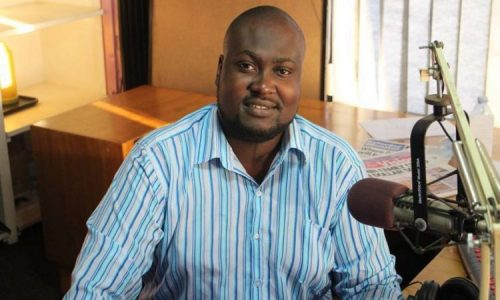 Capital FM's Daniel Irish Kanyerezi Throws In Towel After 7yrs Of Service