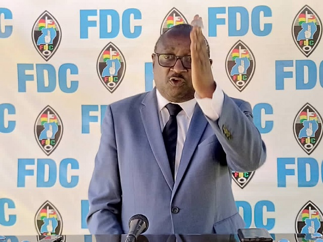 Uganda Is Under Common Law System & Right To Bail Is Inherent: FDC Lectures Tibuhaburwa Against Bail Abolition
